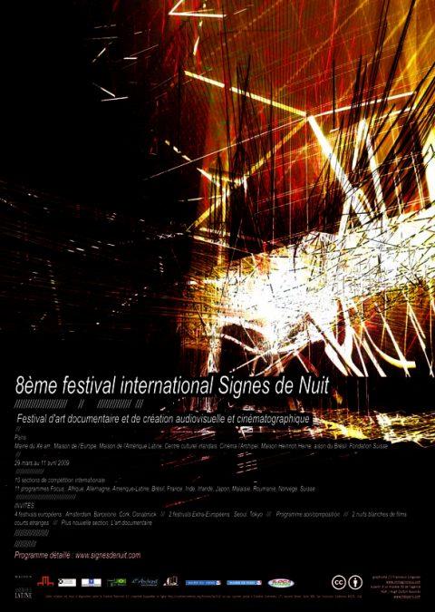 Architecture Games pour le Festival Signes de Nuit à Paris