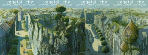 Vegetal Cities