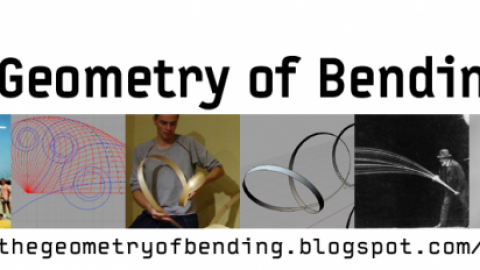 Mårten Nettelbladt and geometries of bending
