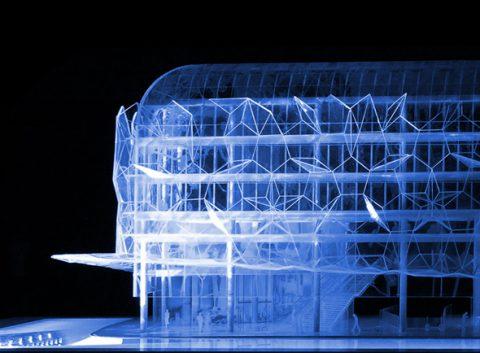 Jeunes architectes paramétriques à Paris | Frédéric Mallet