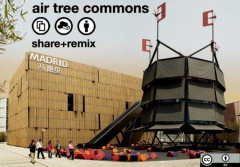 Shanghai Air Tree | Le premier projet d'architecture Creative Commons