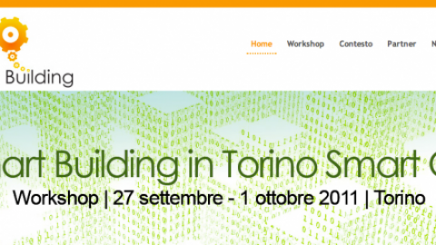 HDA in Turin for the Smart Building workshop