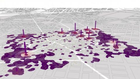 Responsive Parametric Infrastructure | a proposal for a smarter Turin