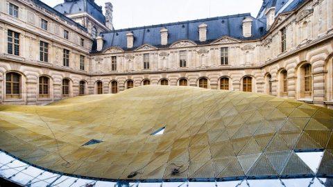 Les nouveaux espaces architecturaux du département des Arts de l'Islam