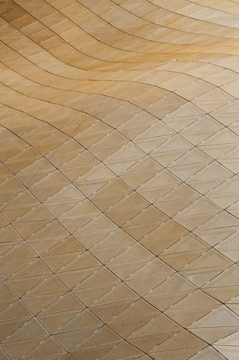Couverture Département des Arts de l'Islam, musée du Louvre : conception technique