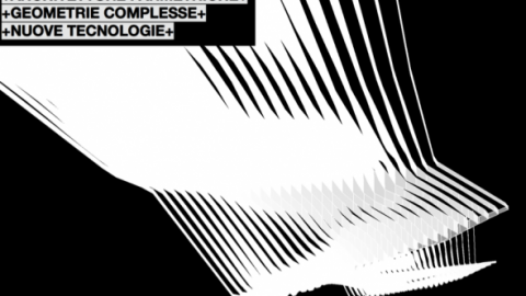 PARAMETRIC DESIGN /// COMPLEX GEOMETRIES /// NEW TECHNOLOGIES /// /// /// LECTURE IN TURIN