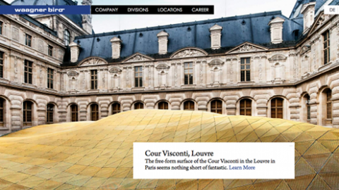 Materializing the Louvre Cour Visconti – AAG 2012 WORKSHOP