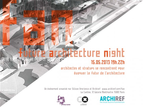 Future Architecture Night - The process is the Product