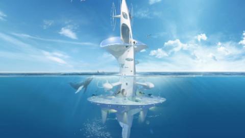 Rêver les architectures de la Mer et de l'Espace [concours]
