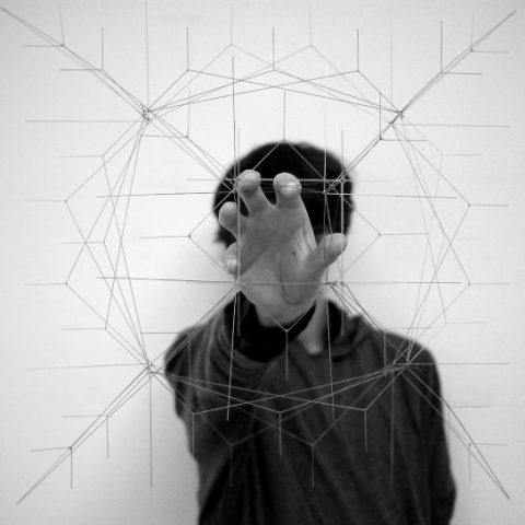 """Traces de l'exposition """"Traces de Peter Rice"""""""