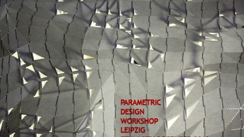Parametric Design workshop in Leipzig