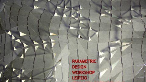 Parametric Design workshop in Leipzig