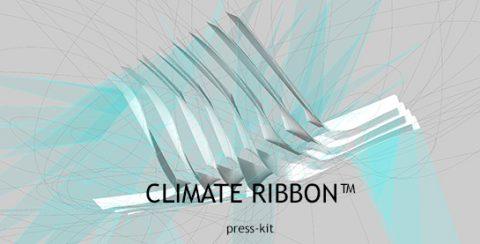 CLIMATE RIBBON™ / the press-kit