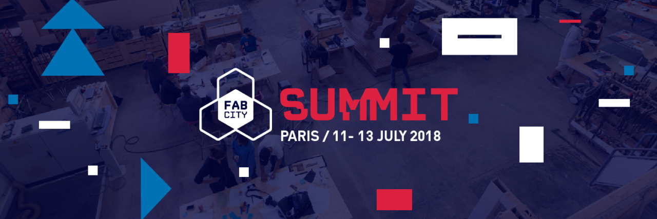 Fab City Summit Workshop