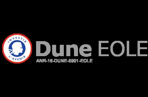 ANR DUNE EOLE